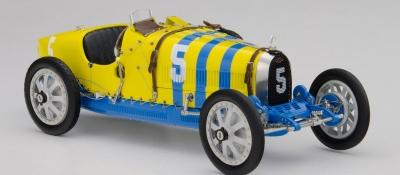 M-100 B-011 Bugatti T35 Schweden